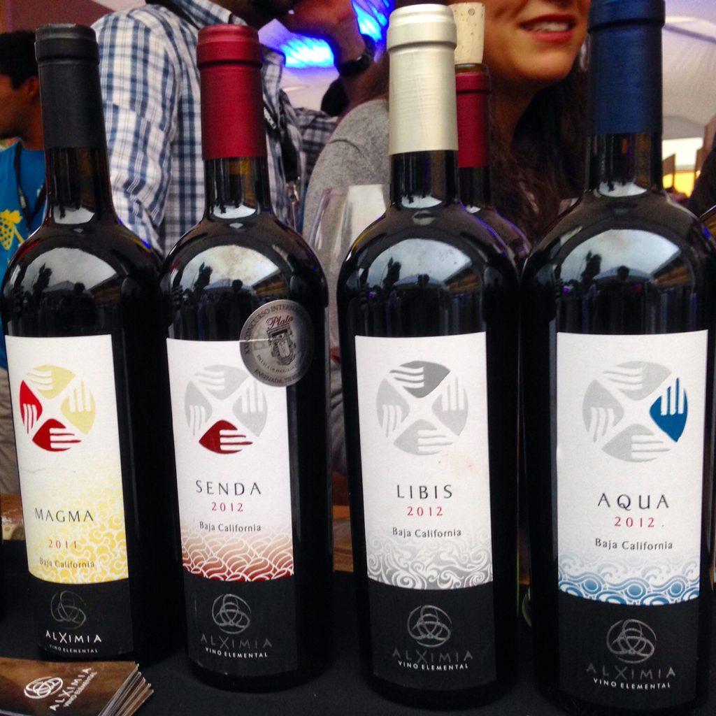 festival  del vino mexicano fevino