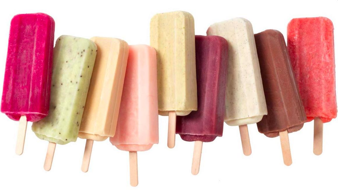 paletas heladas