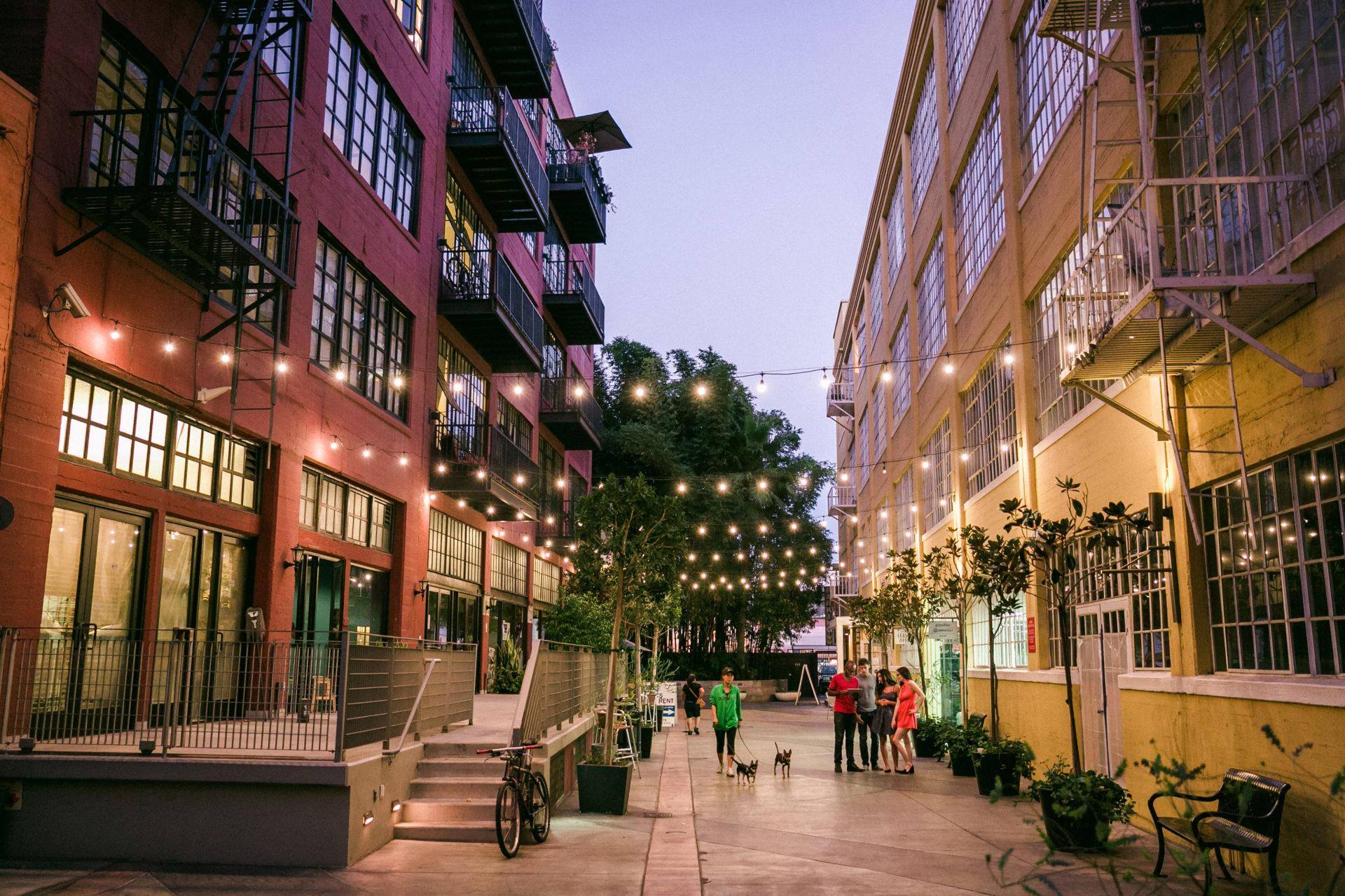 Market south LA