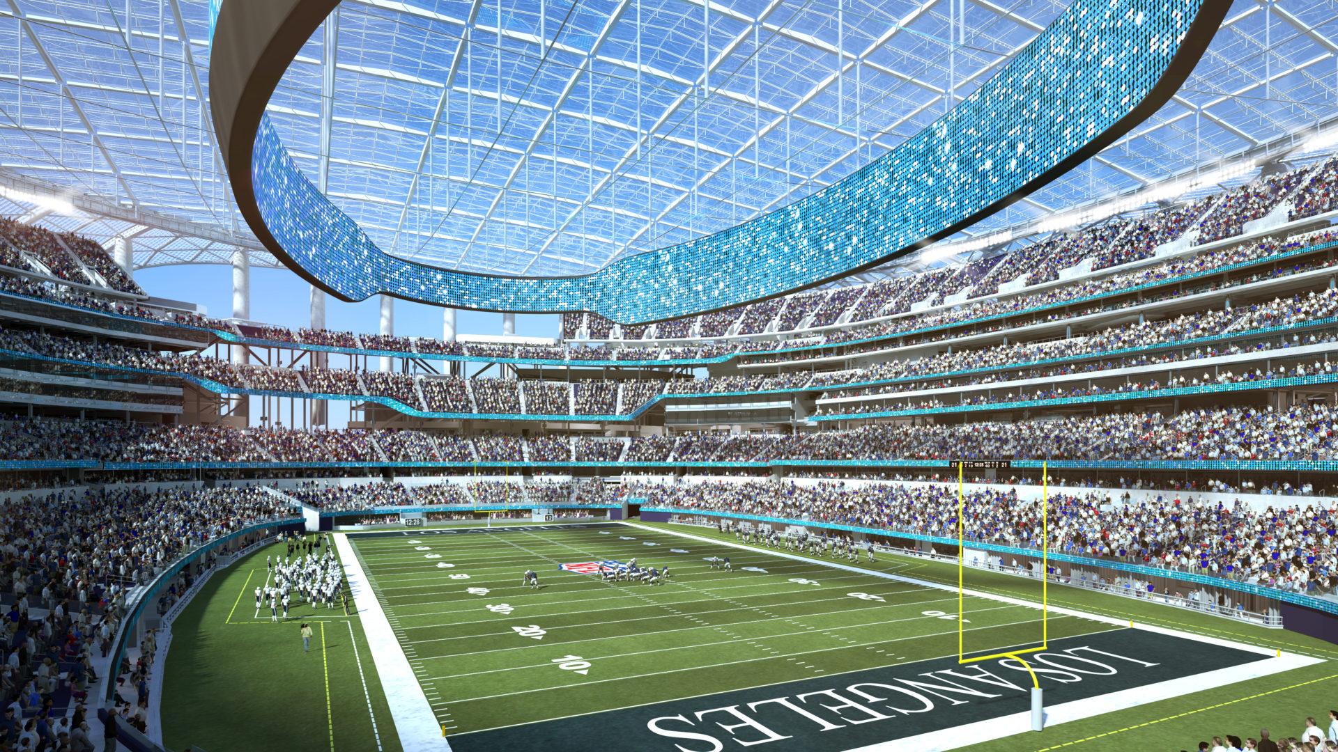 Stadium Level 3 Southeast Seating Bowl