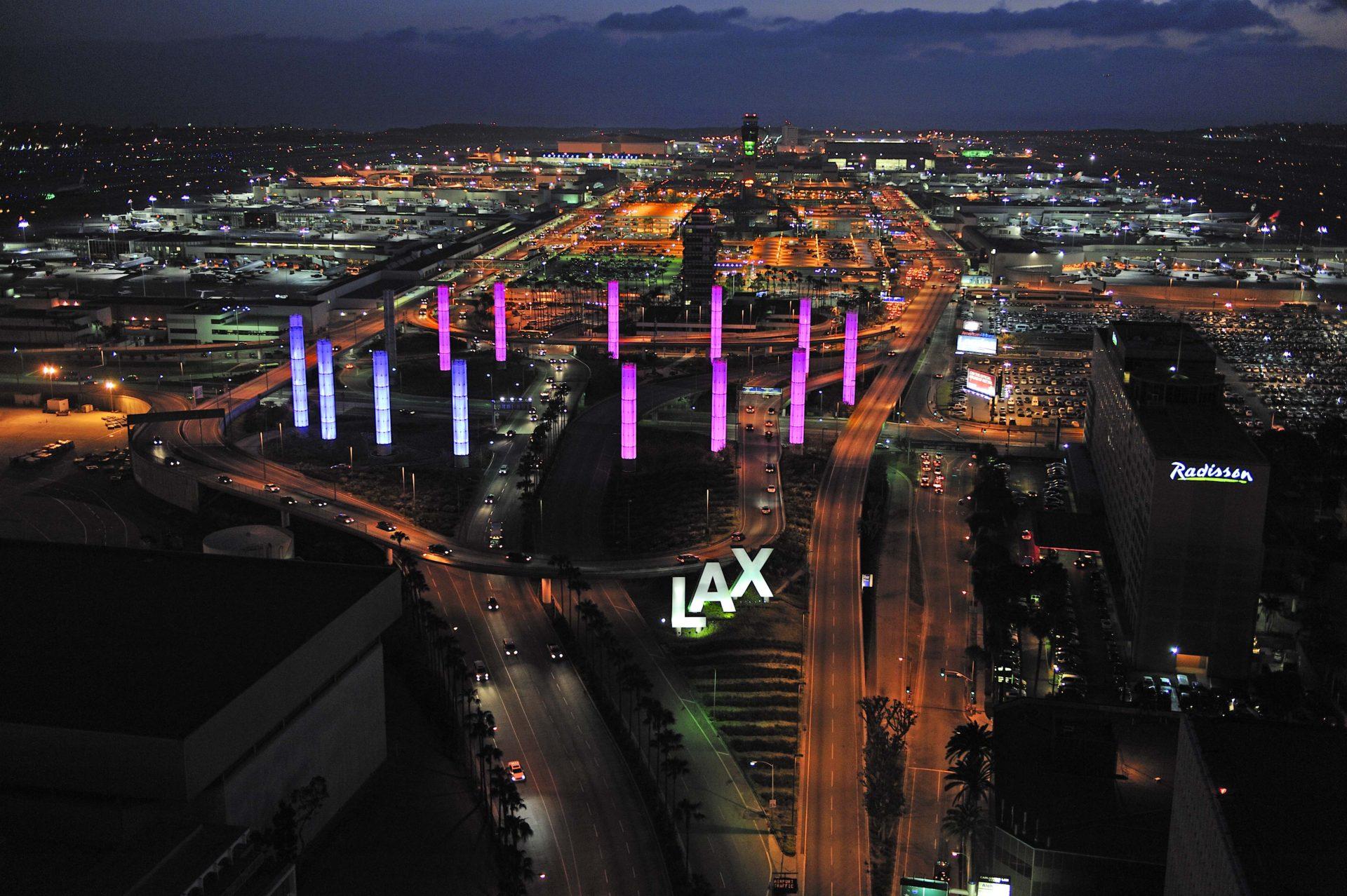 LAX Aerial