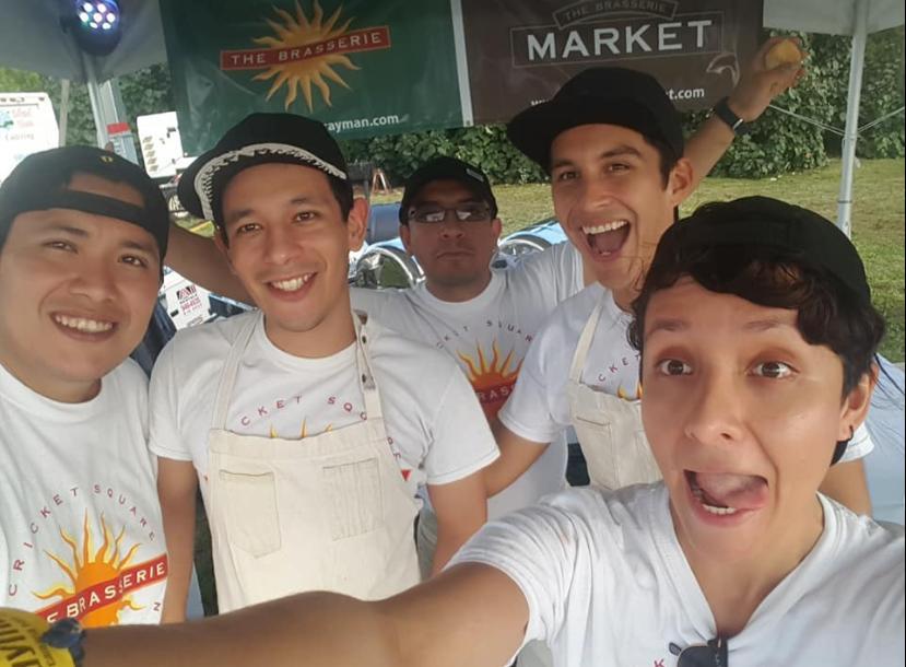 """Chefs mexicanos presentes en """"El sabor de las islas Caimán"""""""