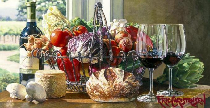 """Reallistic watercolor painting"" (Eric Christensen)"
