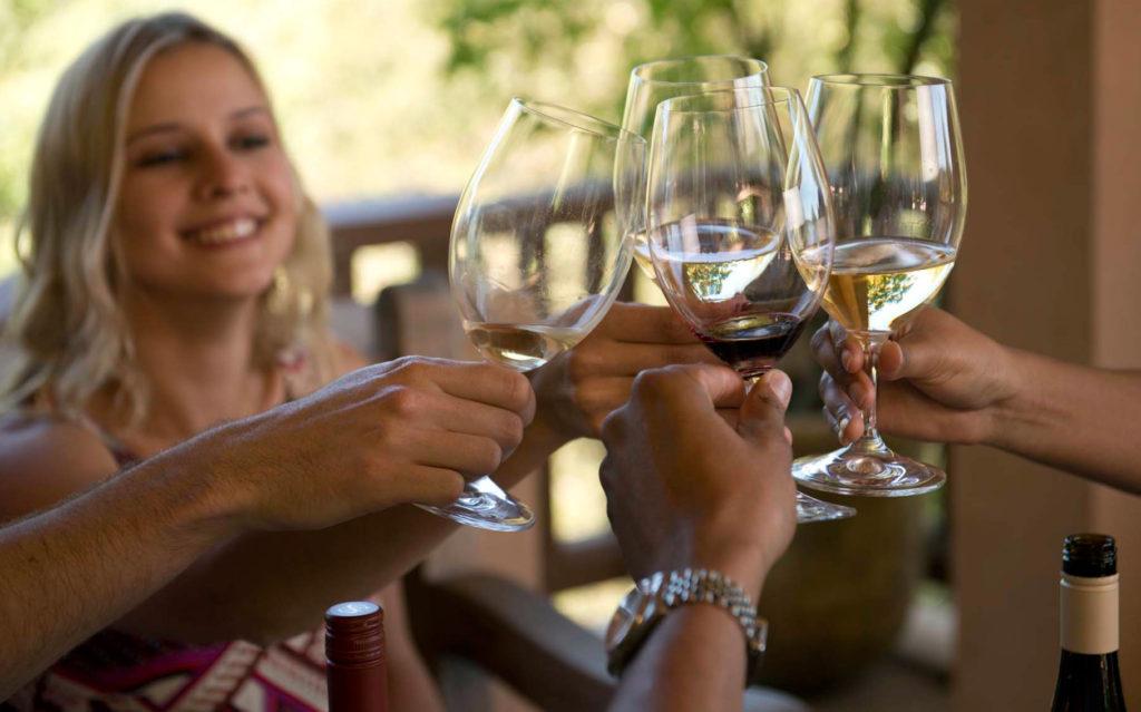 maridaje del vino