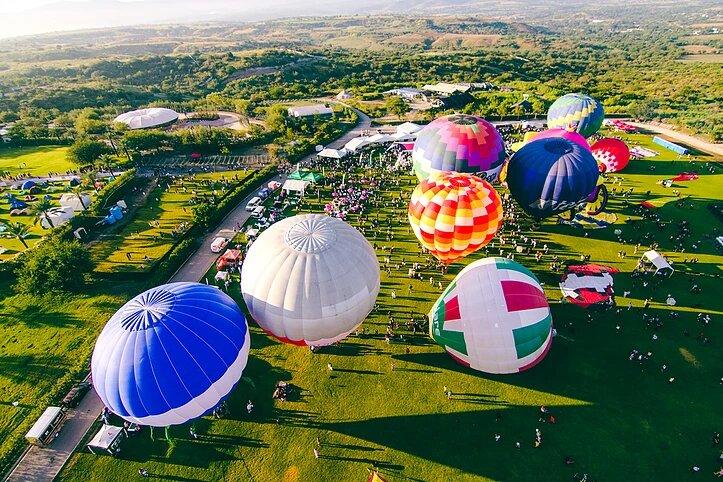 Festival Nacional del Globo Morelos 2019