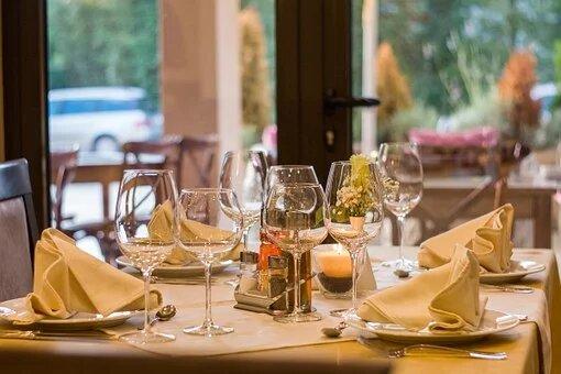 Restaurante impuntualidad