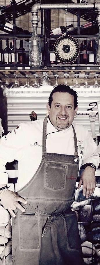 Chef Rodrigo Martínez
