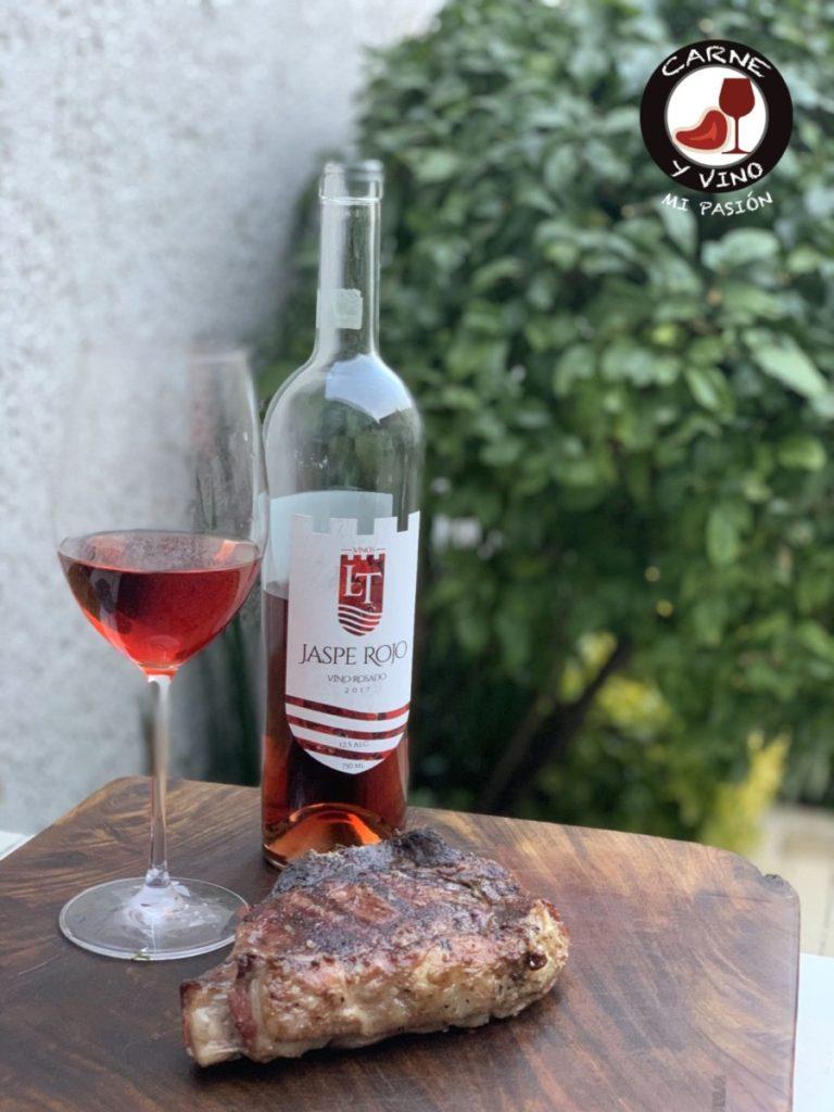 carne y vino