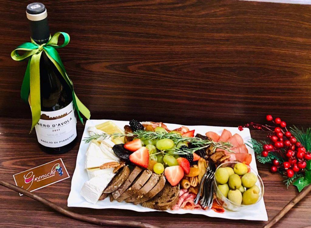 vinos y momentos gourmet