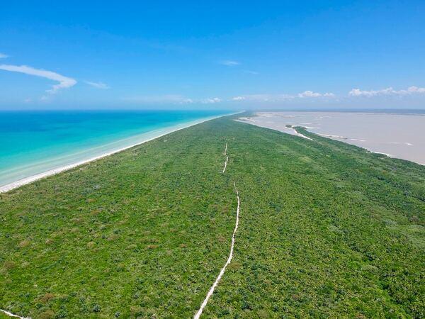 Playas vírgenes de México