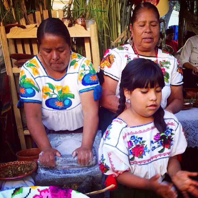 Centro de gatronomía mexicana nixcomil