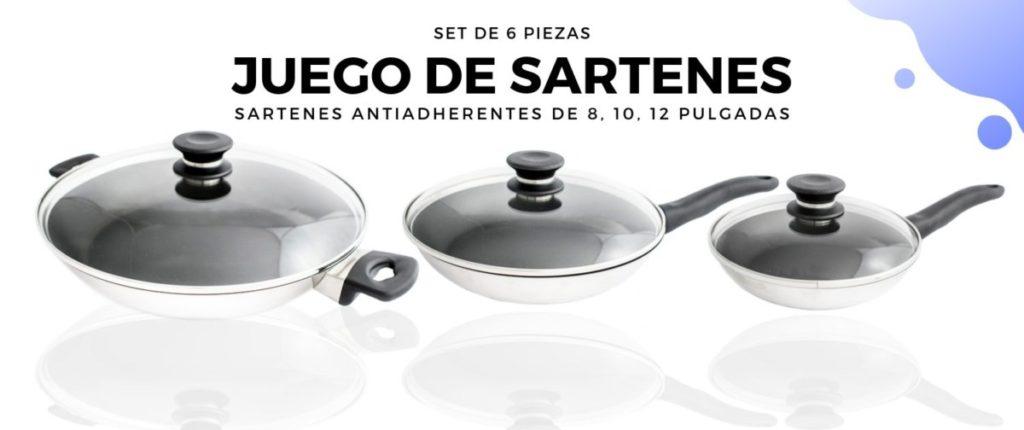 sartenes icook