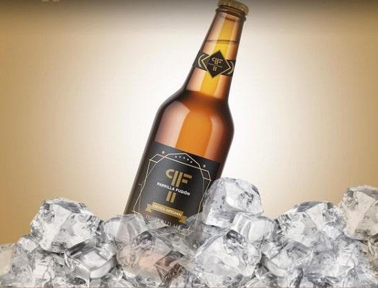 cerveza parrilla fusión
