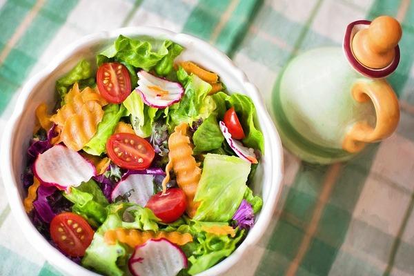 recetas saludables - ensalada